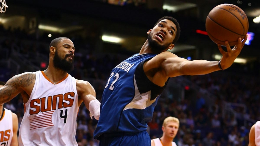 Game Preview: Timberwolves at Suns