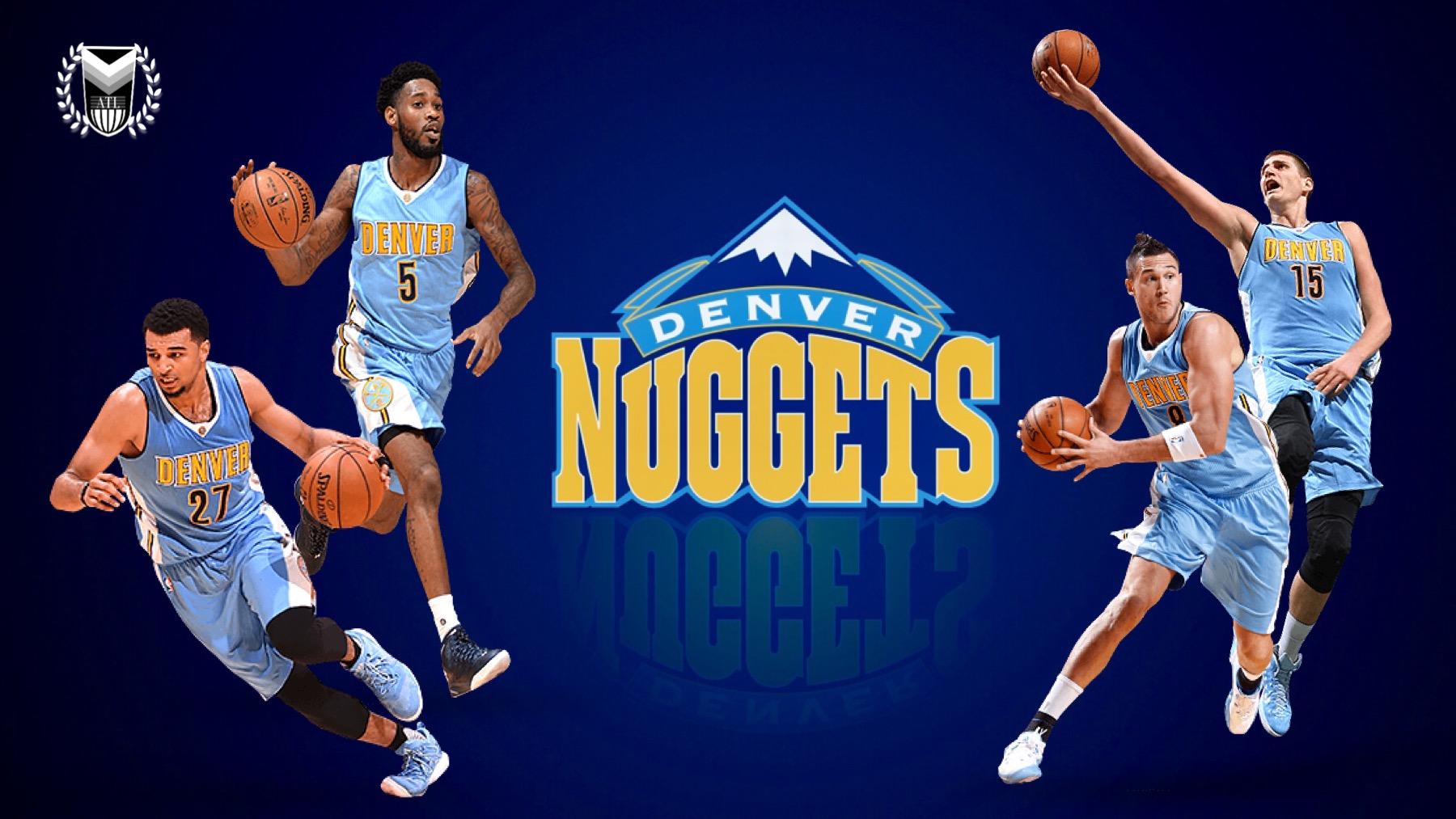 The Denver Nuggets' Four Factors after 35 games