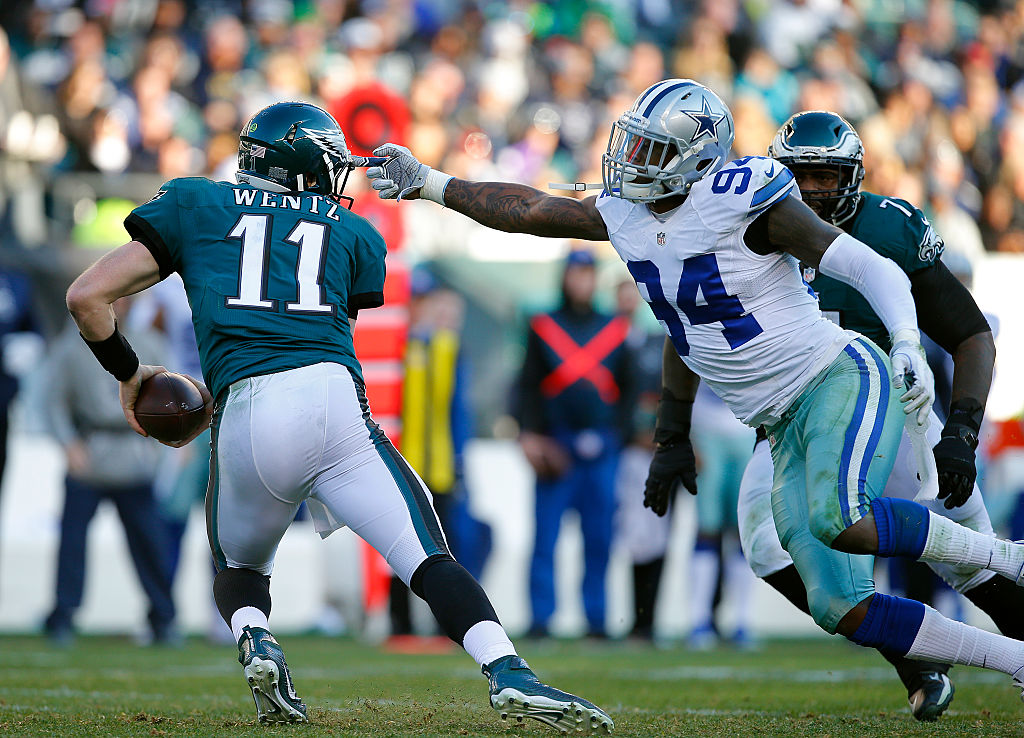 Eagles less awful than Cowboys, 23-9