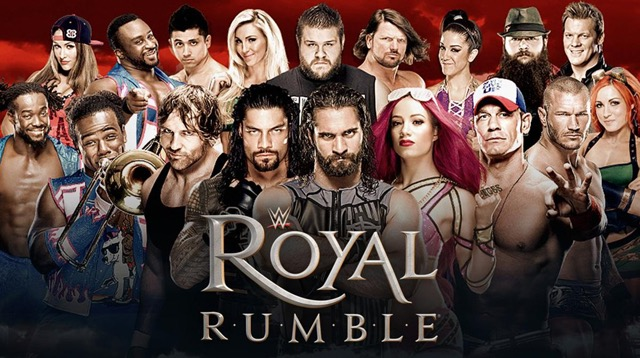 It's Rumble Season!