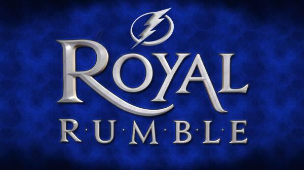 Boucher: Tampa Bay Lightning Royal Rumble