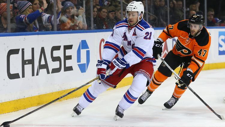 Game 41: Rangers @ Flyers Gameday Thread