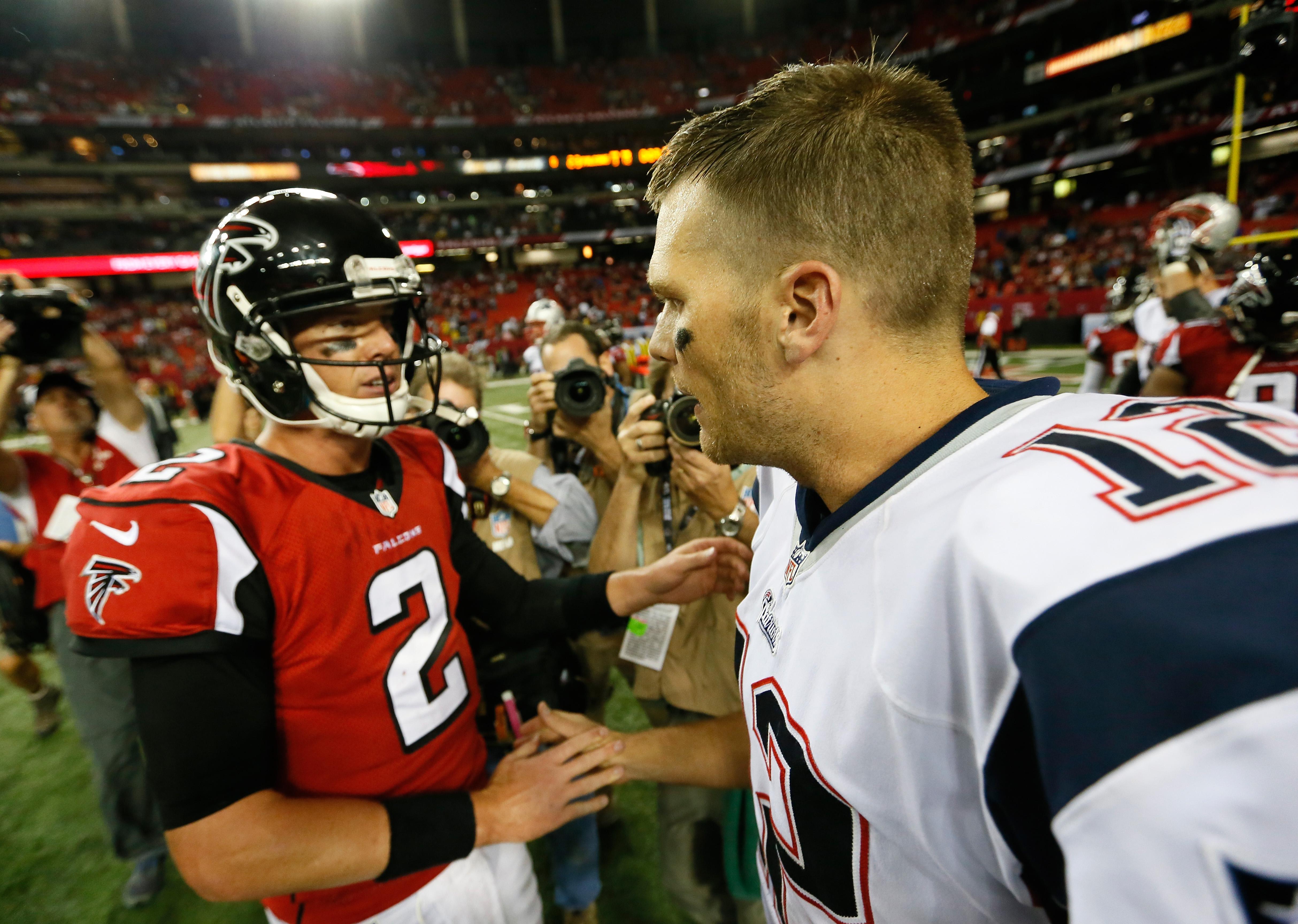 Super Bowl Sunday prediction: Patriots vs Falcons