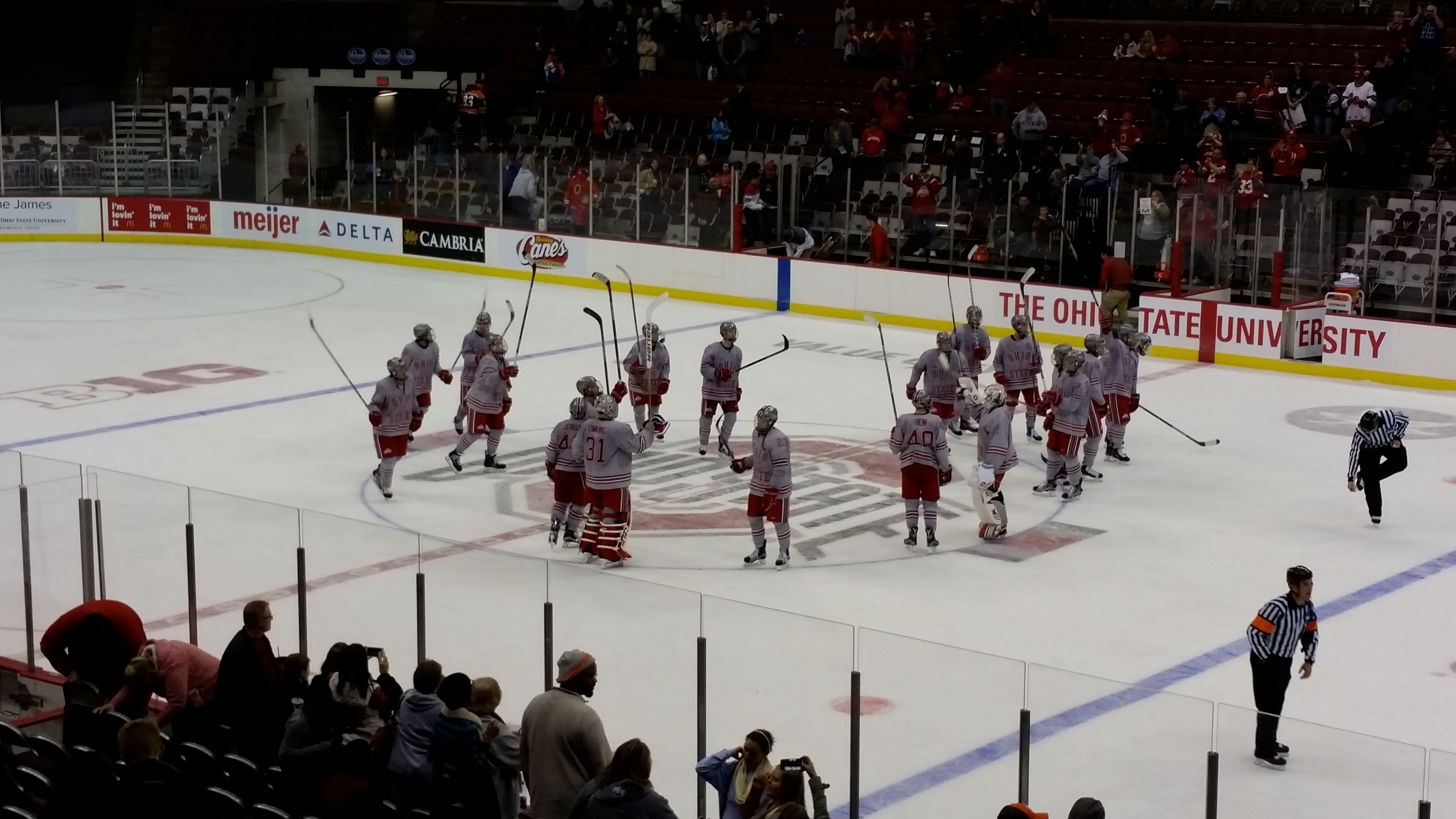 Preview: Ohio State vs Michigan Men's Hockey February 24-25