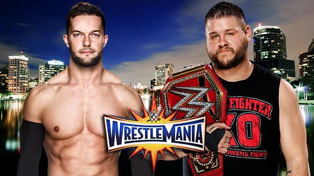 If I Were Booking - Universal Championship at WrestleMania