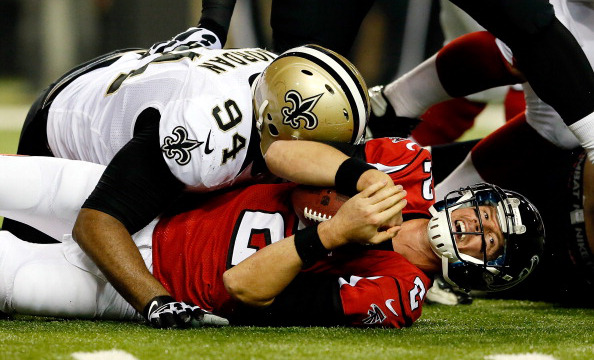 Saints And Falcons Rivalry Part 3- Reliving Some Of The Greatest Moments