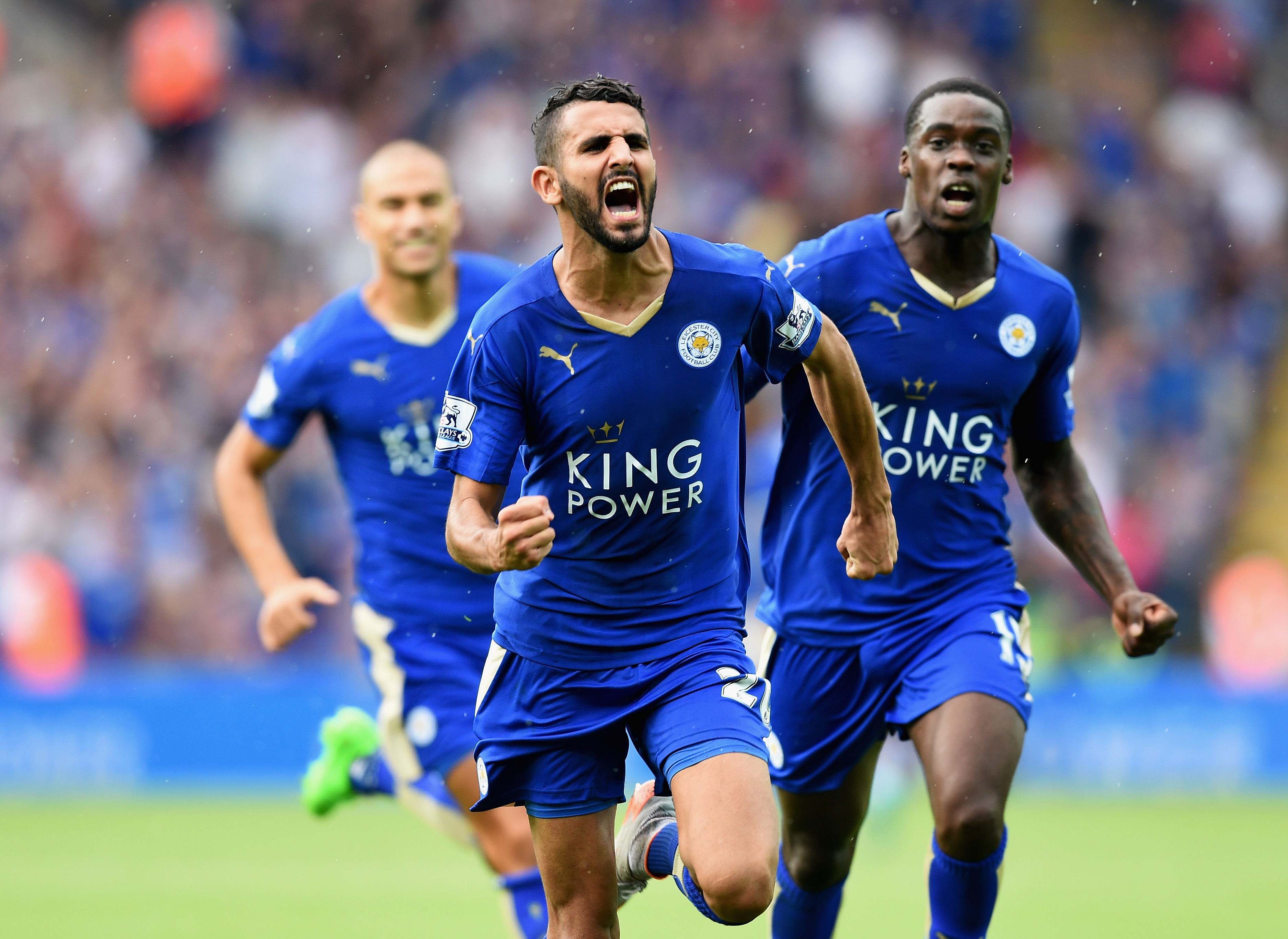The rise and fall of Leicester City
