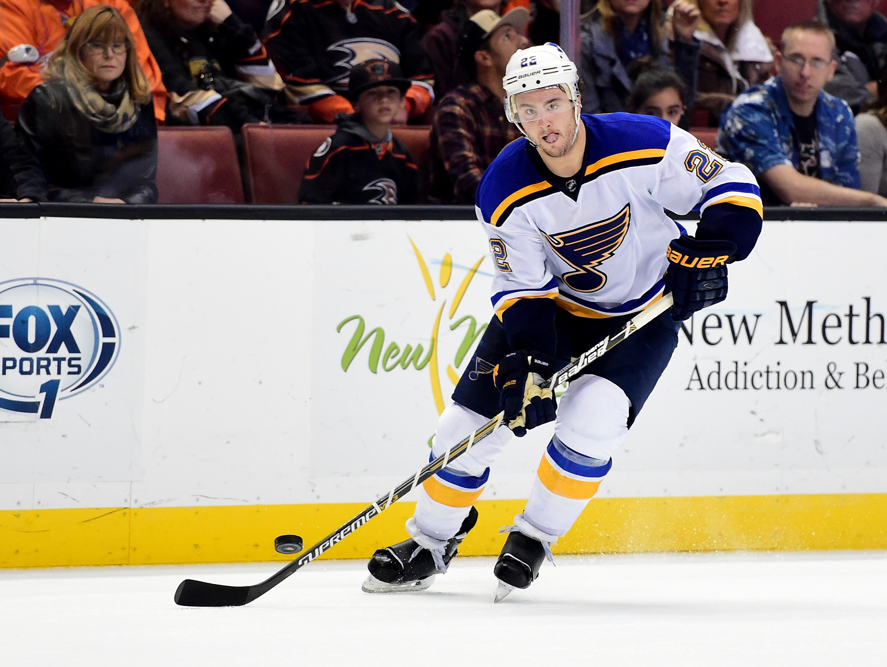 Captials acquire Kevin Shattenkirk in blockbuster trade with Blues