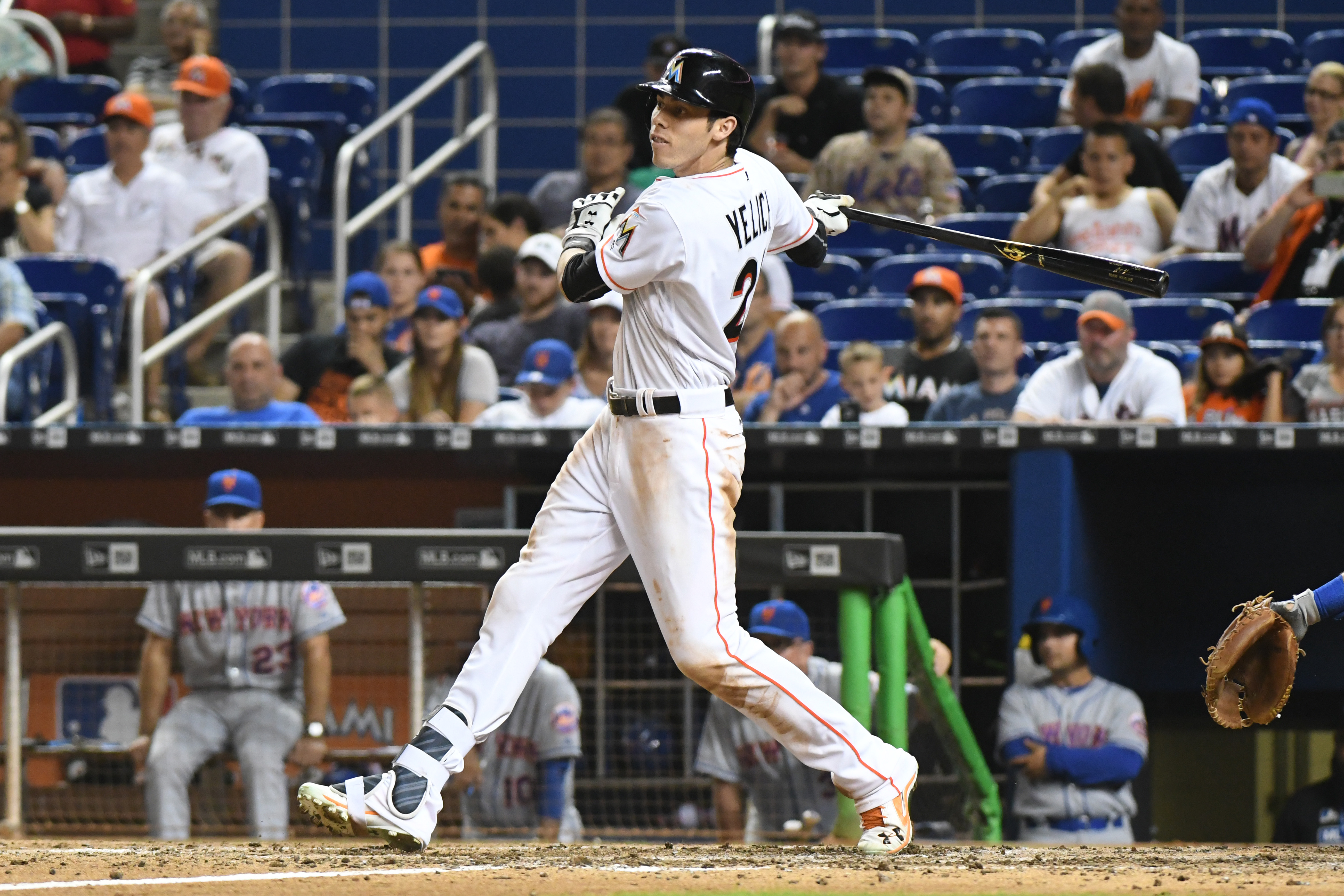 Christian Yelich Is an Under-the-Radar NL MVP Candidate in 2017