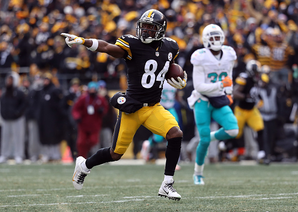 Antonio Brown becomes highest paid wide receiver in NFL
