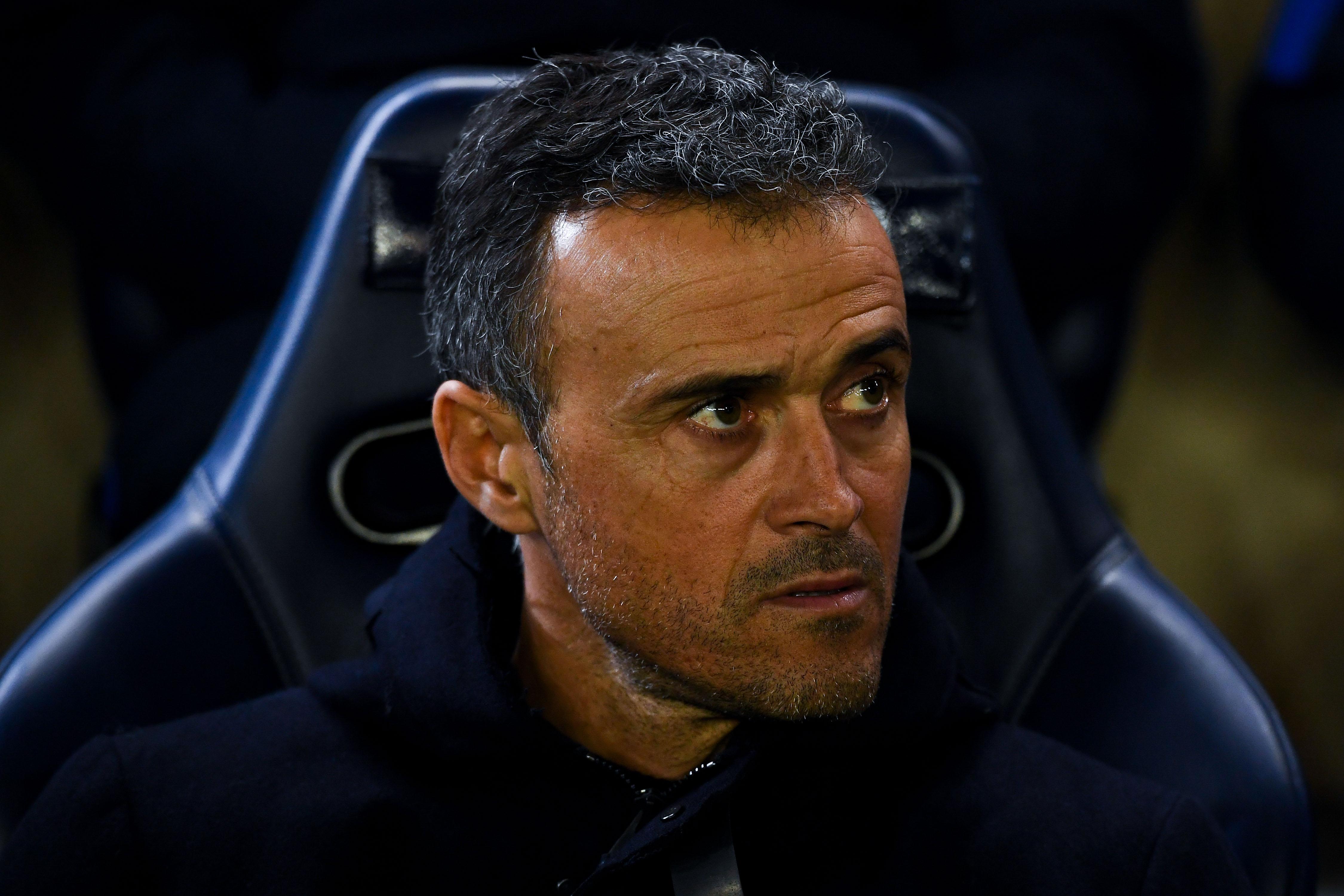 Has Luis Enrique lost Barcelona players' support?