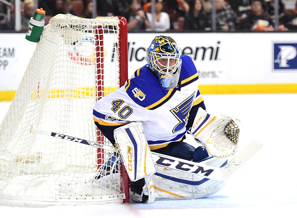 Carter Hutton has been kind of awesome on the road
