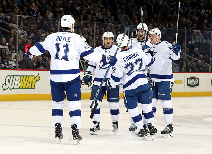 Game Recap: Lightning Continue Strong Play, Ground Jets 4-1