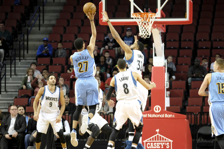 Game Preview: Wolves at Nuggets