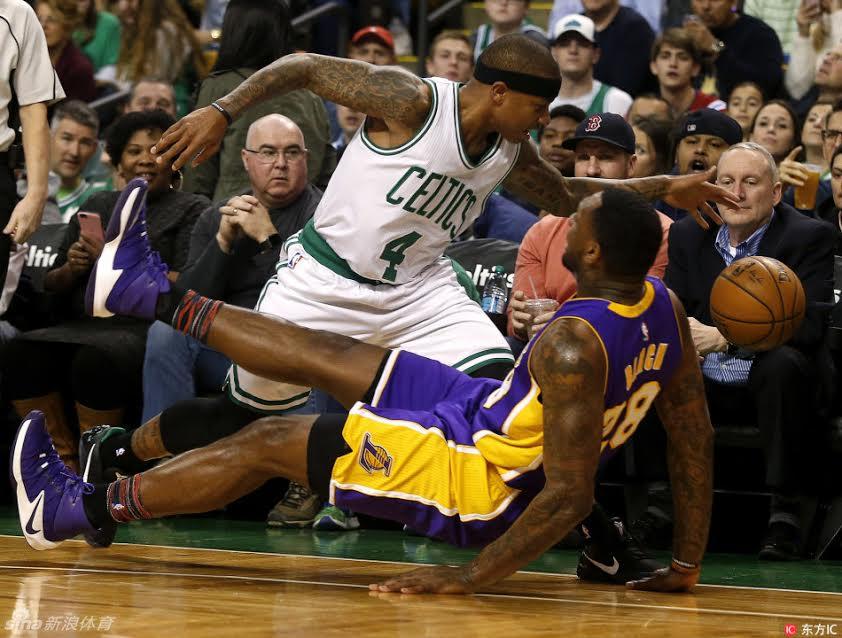 Recap: Celtics take regular season wins throne and Thomas reclaims his 4th quarter throne.