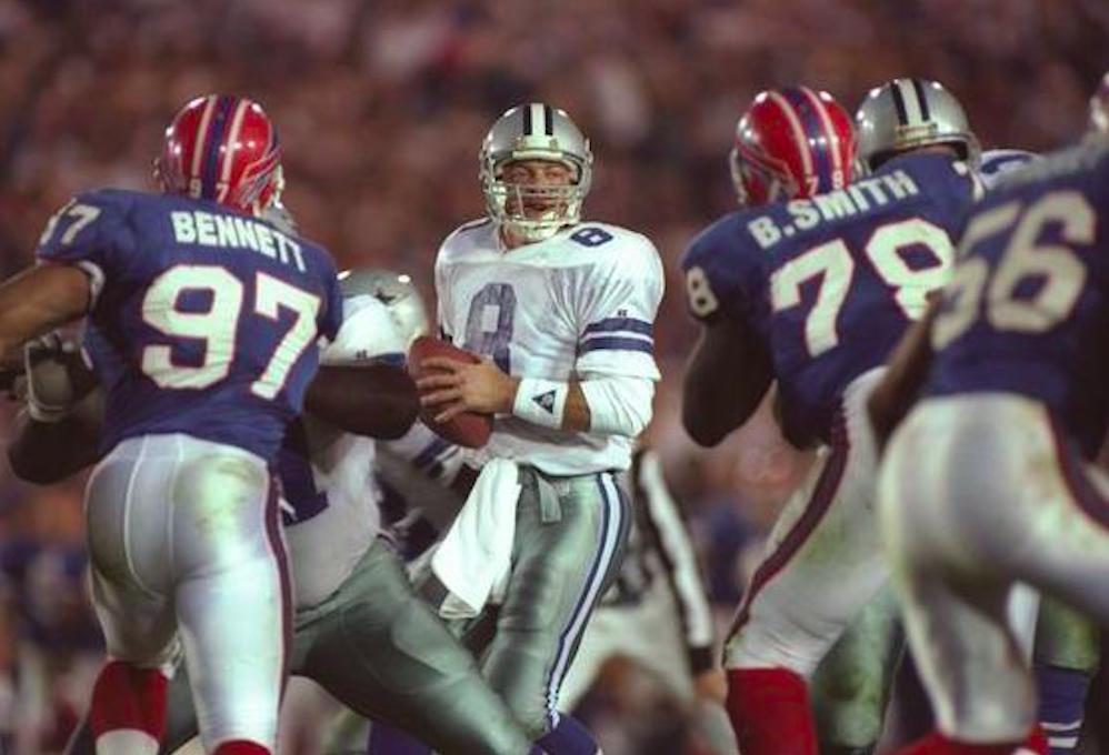 Cowboys 25: Players & Coaches Celebrate Super Bowl XXVII