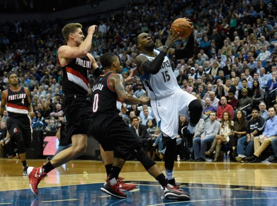 Shabazz Muhammad to step up in Zach LaVine's absence