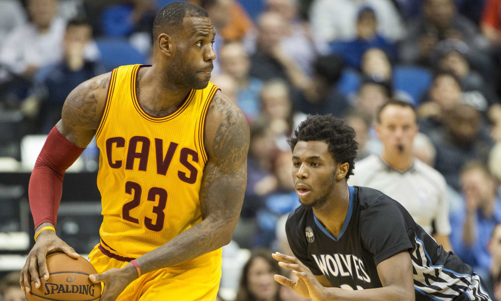 Game Preview: Timberwolves vs. Cavaliers