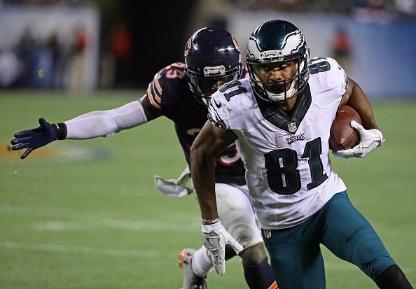 Eagles trade WR Jordan Matthews, 2018 pick to Bills