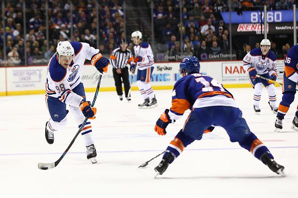 Canadiens, Oilers swap Desharnais, Davidson