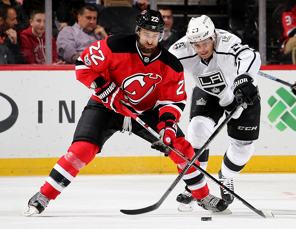 Trade: Blue Jackets Acquire Kyle Quincey from New Jersey
