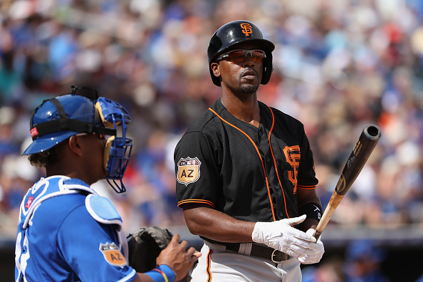 Report: Jimmy Rollins not expected to make San Francisco Giants' roster