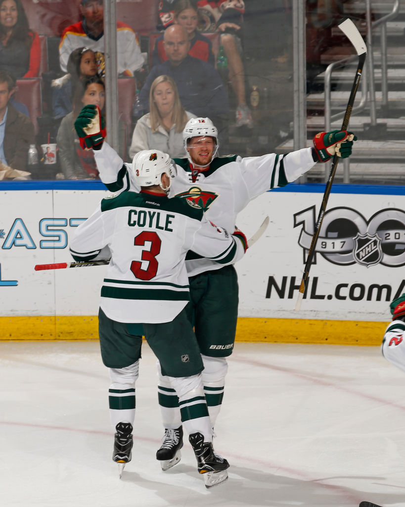Same Mistakes Haunt Wild in 3-2 Overtime Loss to Detroit