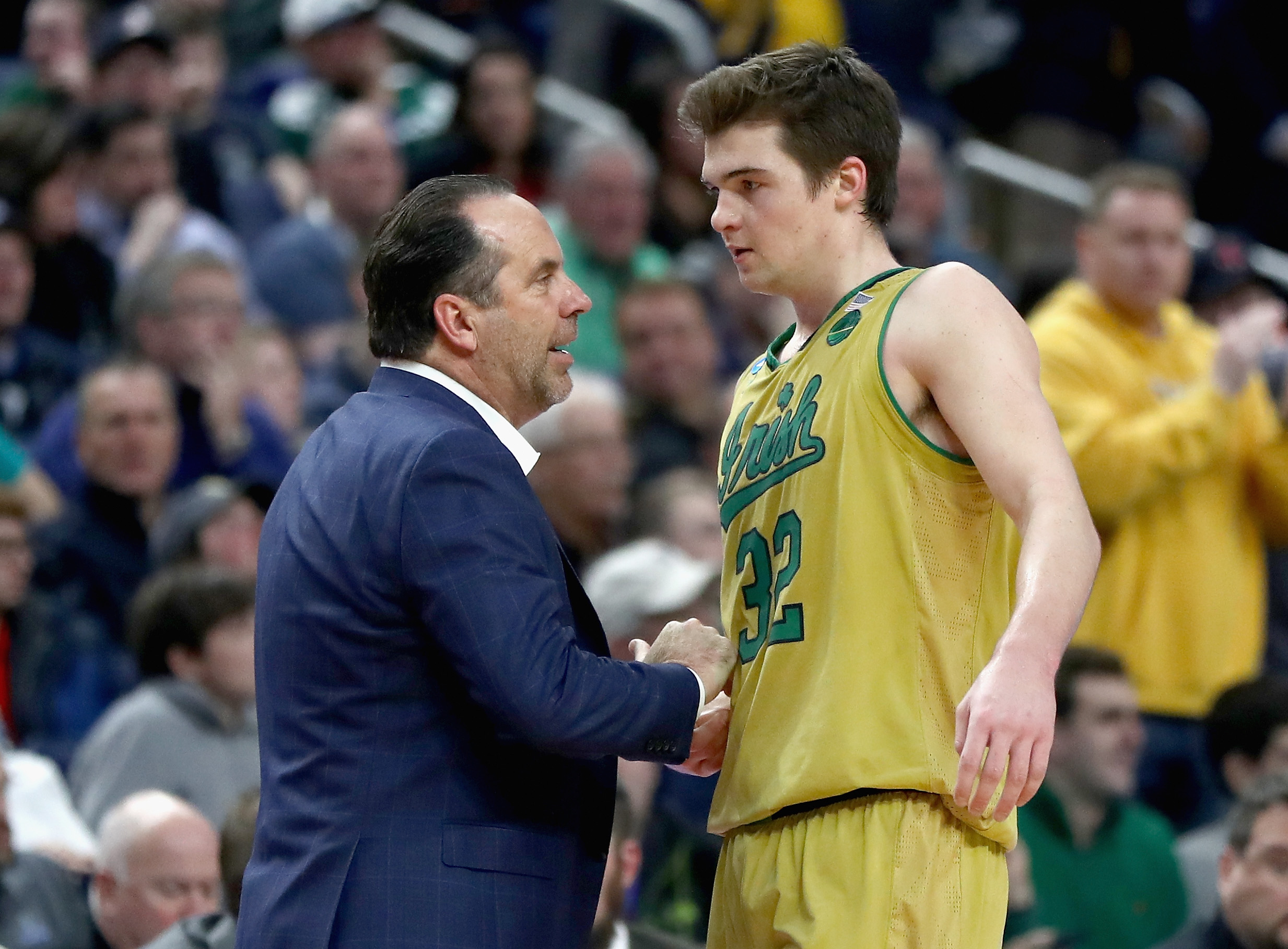 Recapping Notre Dame's Performance in the NCAA Tournament