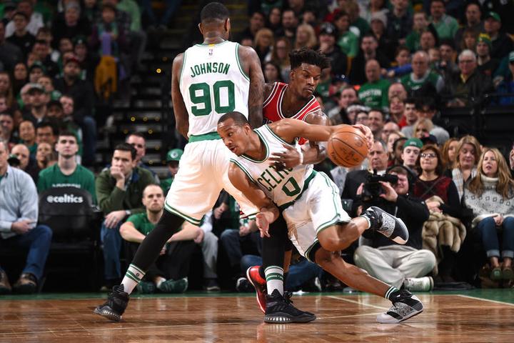 Recap: Boston bounces back in blow out versus the Bulls