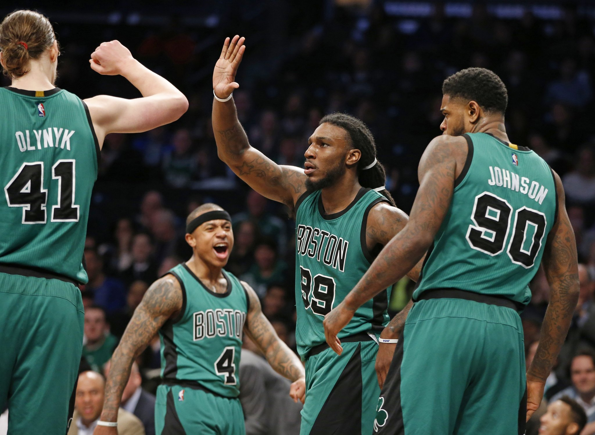 Recap: Celtics Topple Warriors after Dominating the 4th Quarter