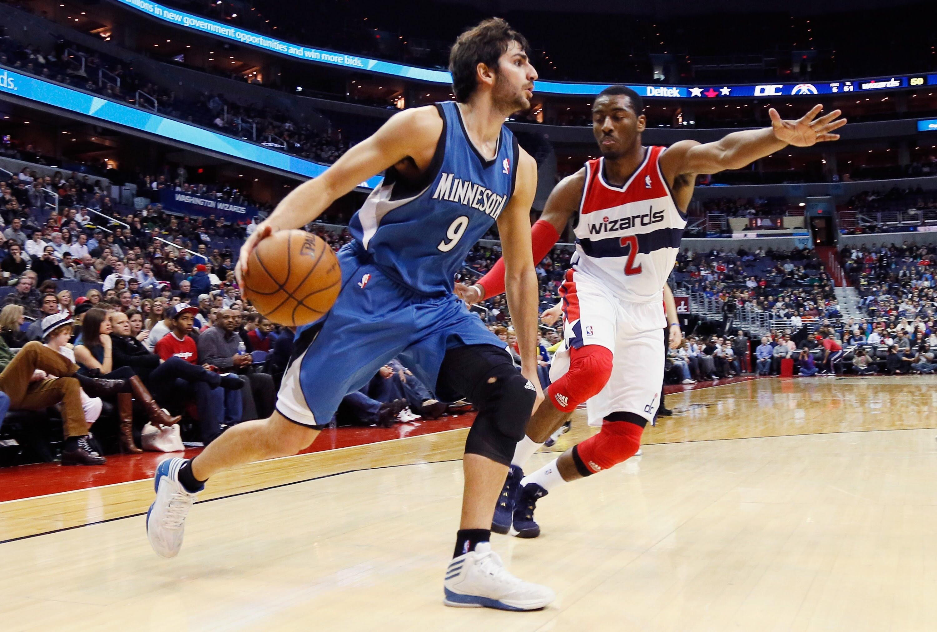 Game Preview: Timberwolves vs. Wizards