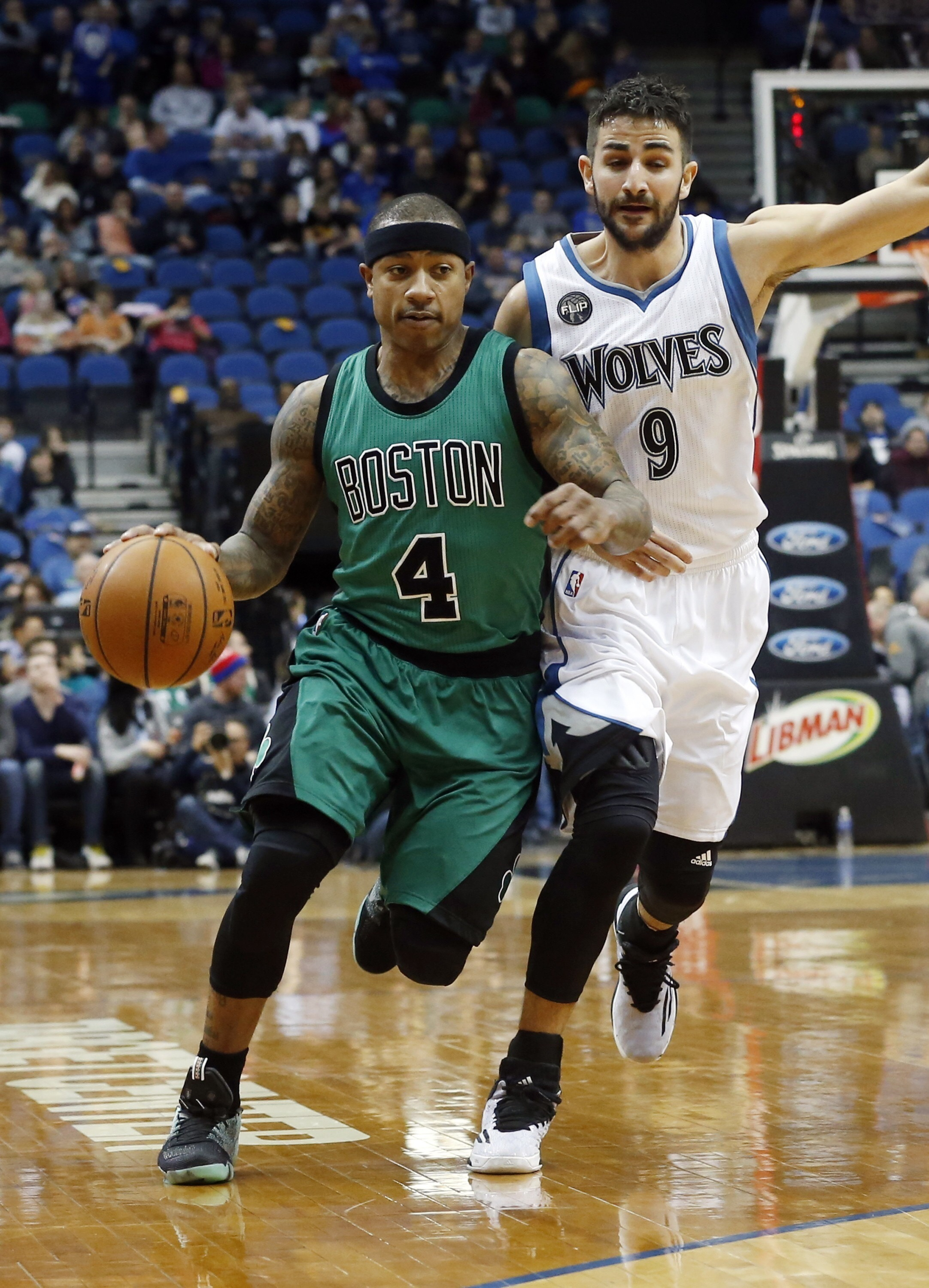 Game Preview: Timberwolves at Celtics