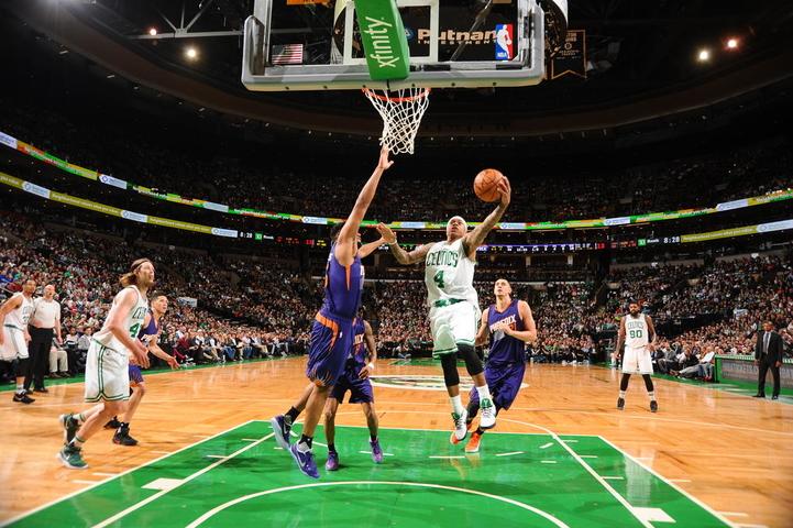 Recap: Celtics cap off high scoring game versus Booker's 70 points