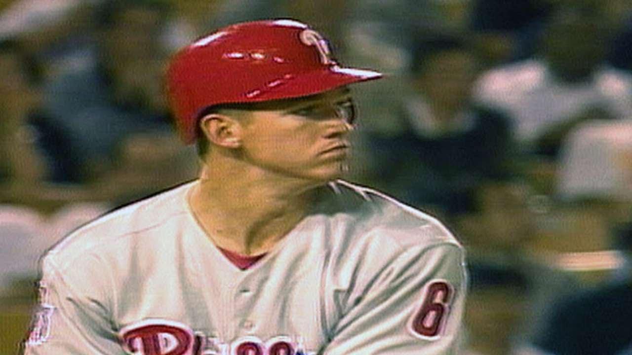Scott Rolen sneaks on to Phillies Wall of Fame Ballot