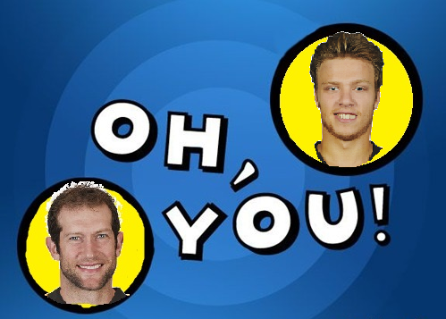D Squared: The David & David Show. Bruins Win 5-2.