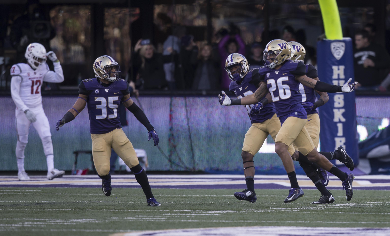 Buffalo Wins 2017 Draft #ManCrushMondays Week 2 - Washington Husky Secondary by @rdotdeuce