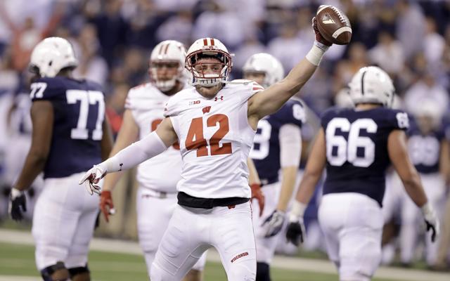 Steelers Select Wisconsin LB TJ Watt 30th Overall