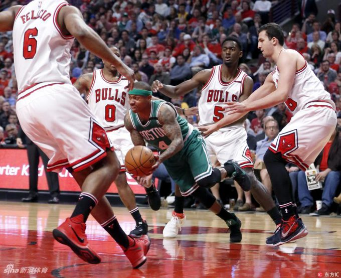 Videos of the Day: IT leads Celtics over Bulls