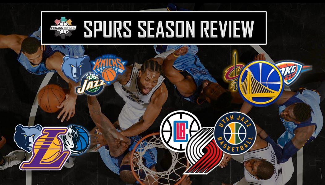 Spurs Season Review: Volume 8