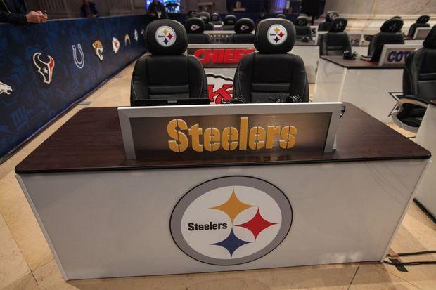 Steelers Day 2 Draft Board