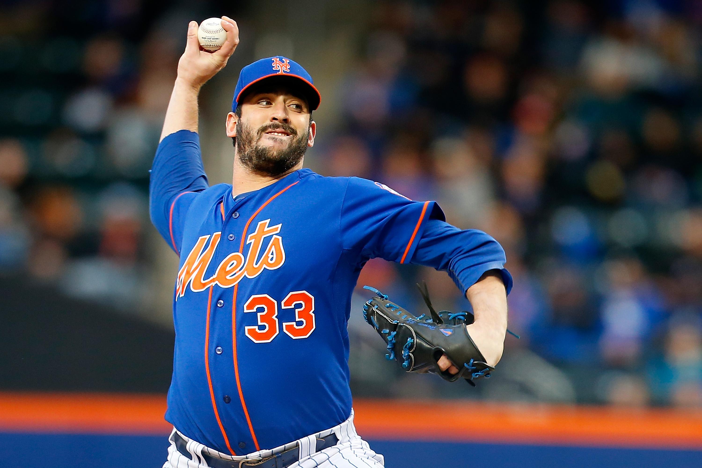 FANTASY MLB UPDATE: Mets P Matt Harvey Leaves Game