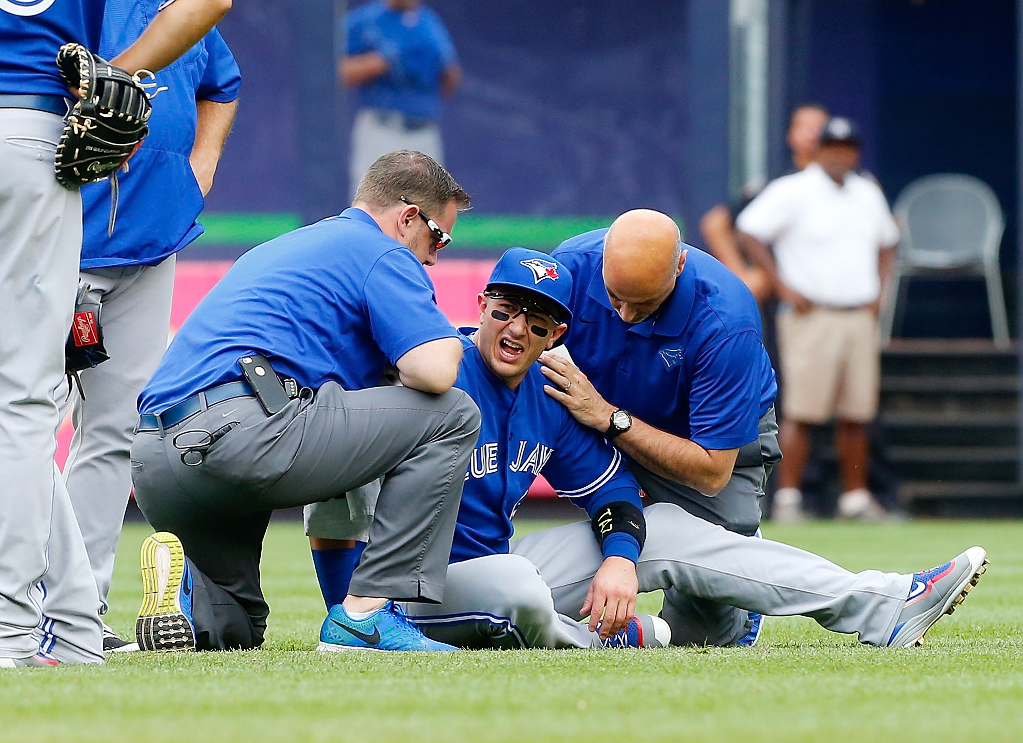 Blue Jays Troy Tulowitzki Headed to DL