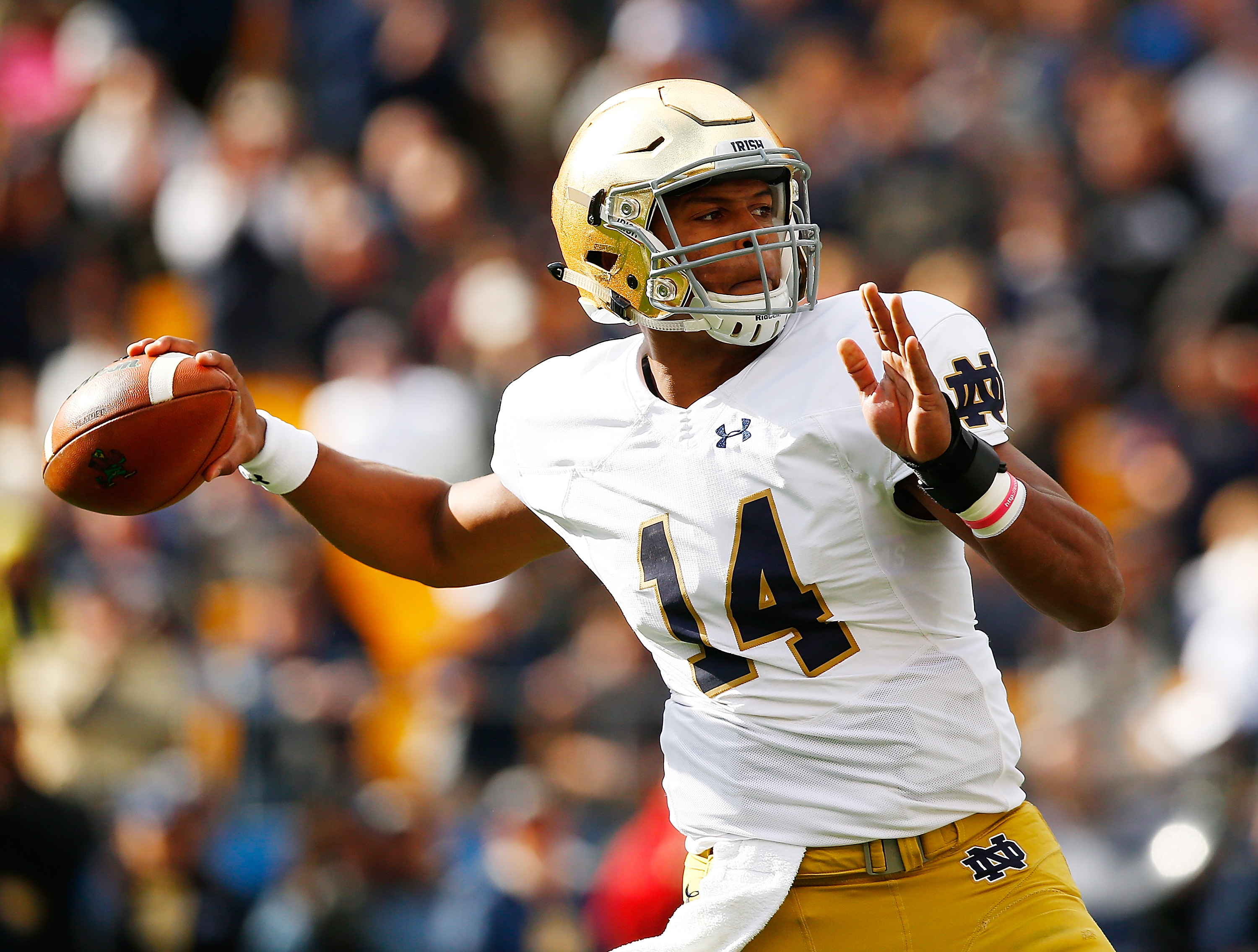The five best landing spots for DeShone Kizer