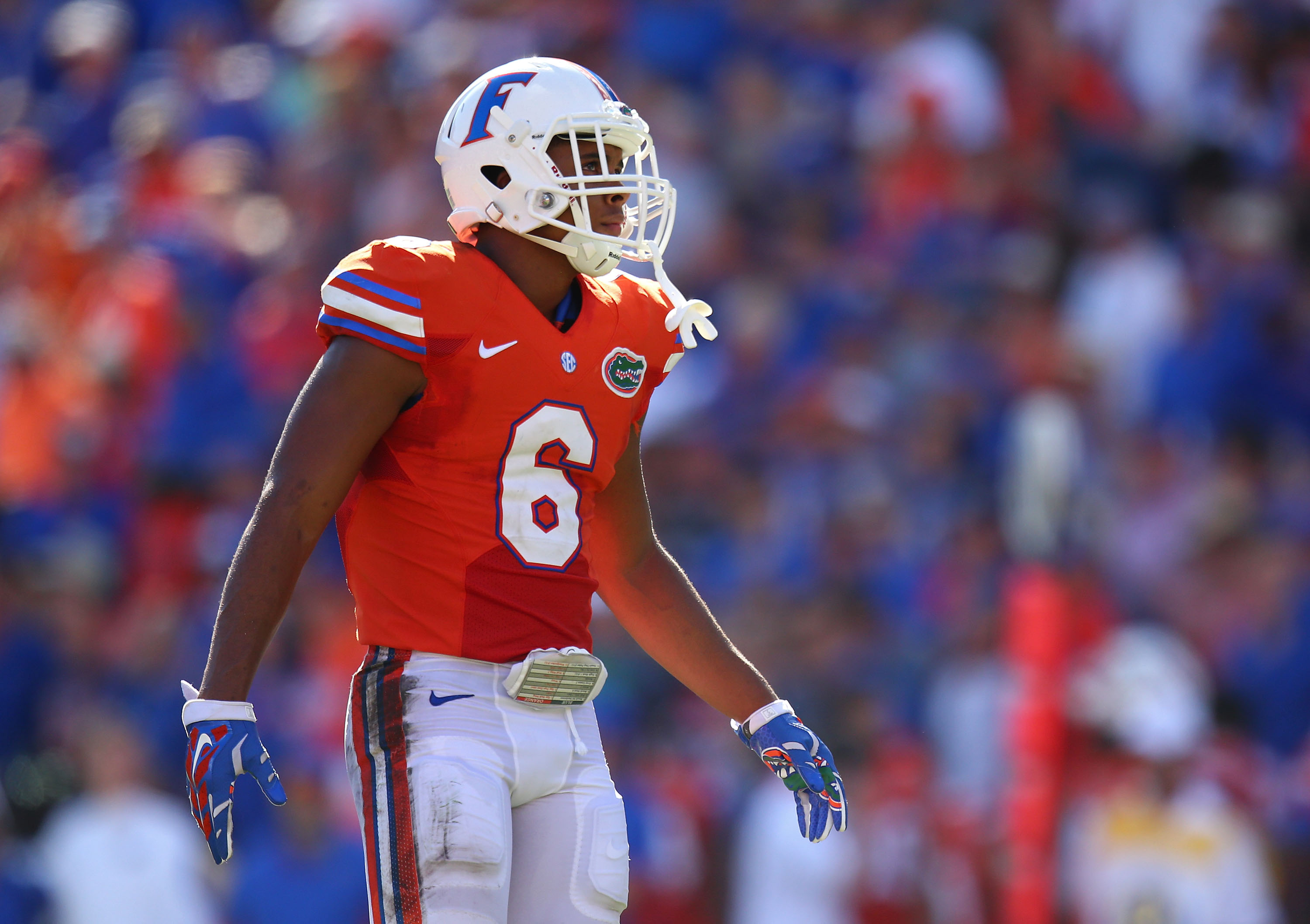 Colts Select: Florida CB Quincy Wilson