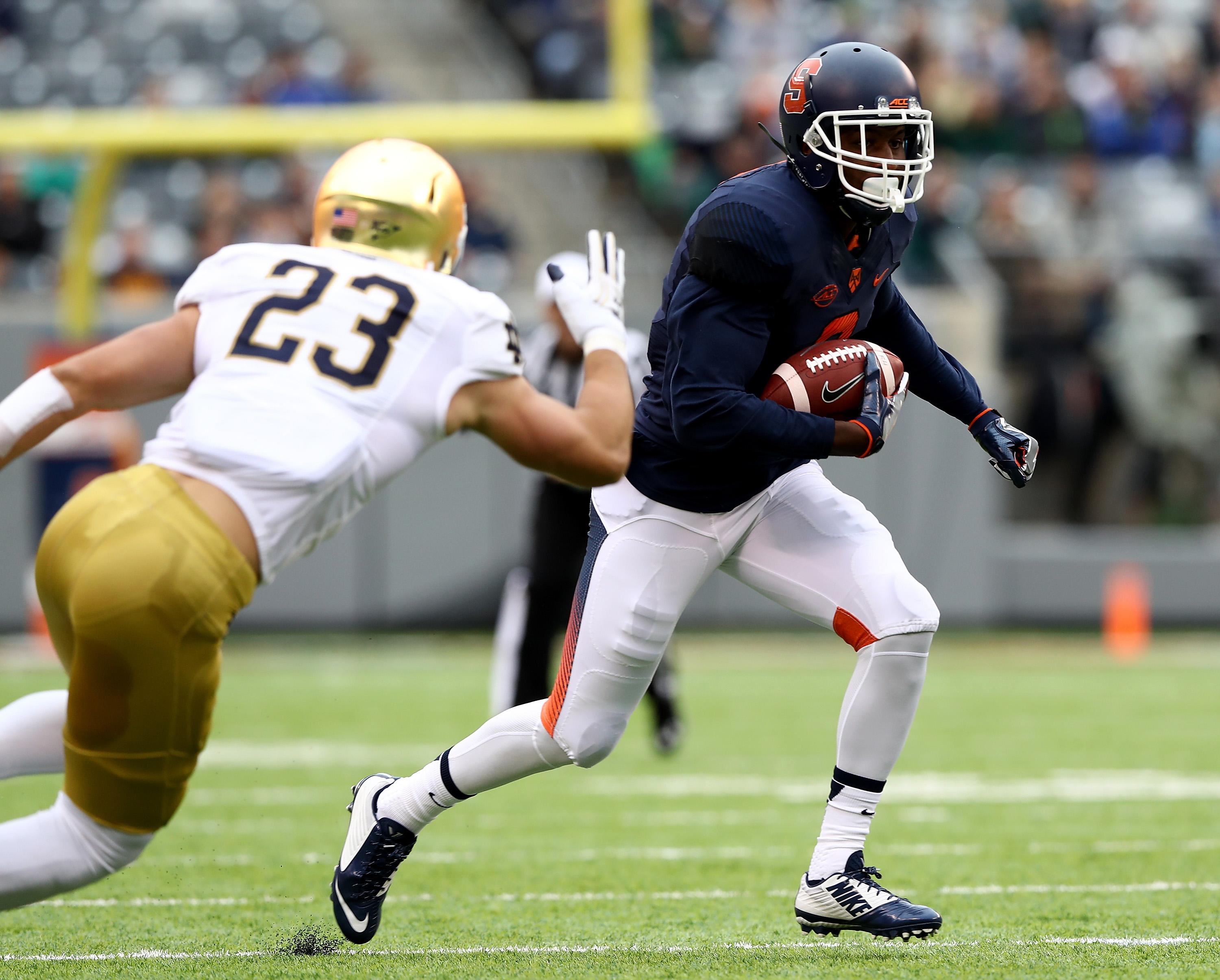 Notre Dame defense to feature familiar faces in different places