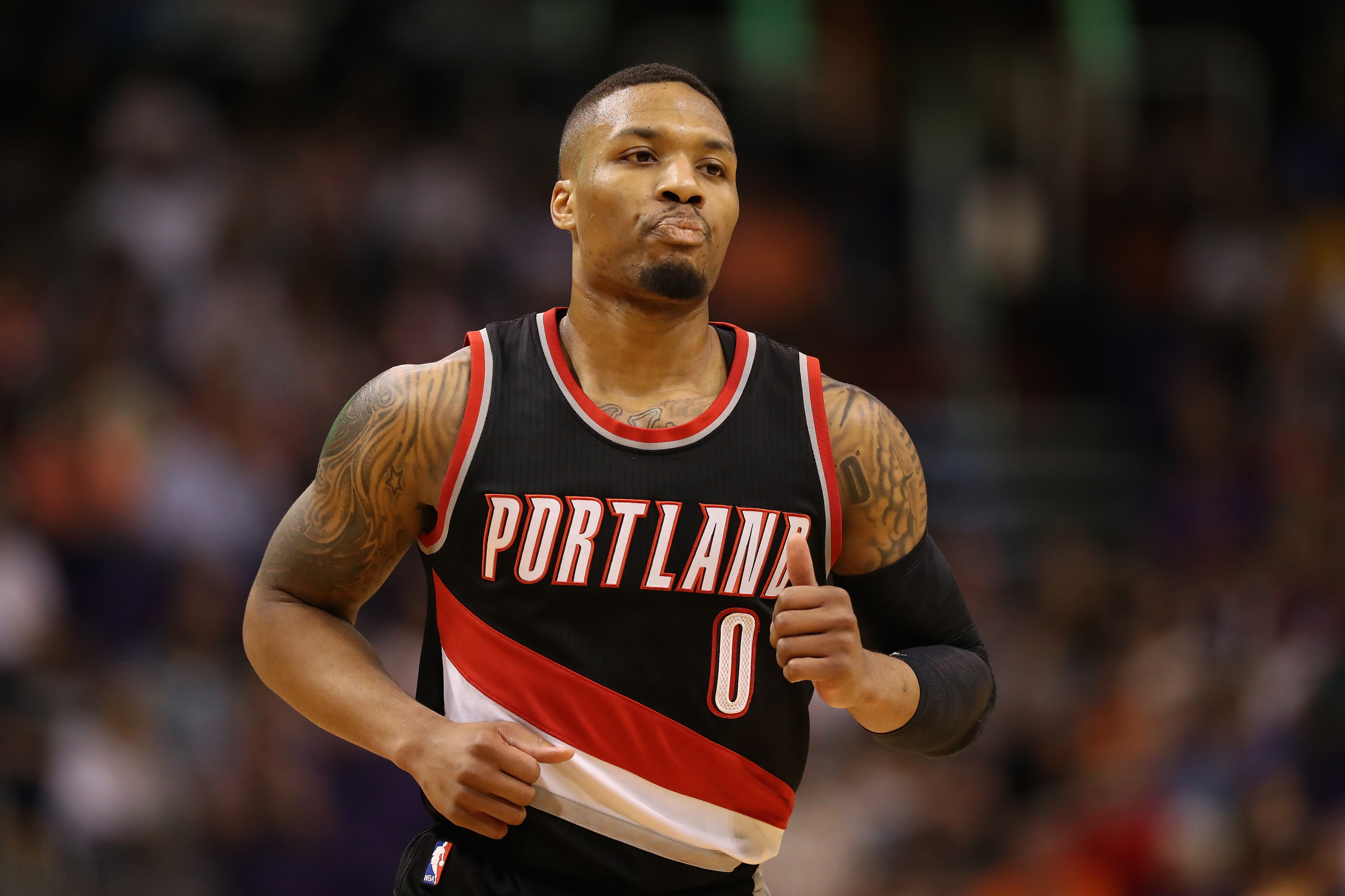 Blazers GM looks to keep their core together