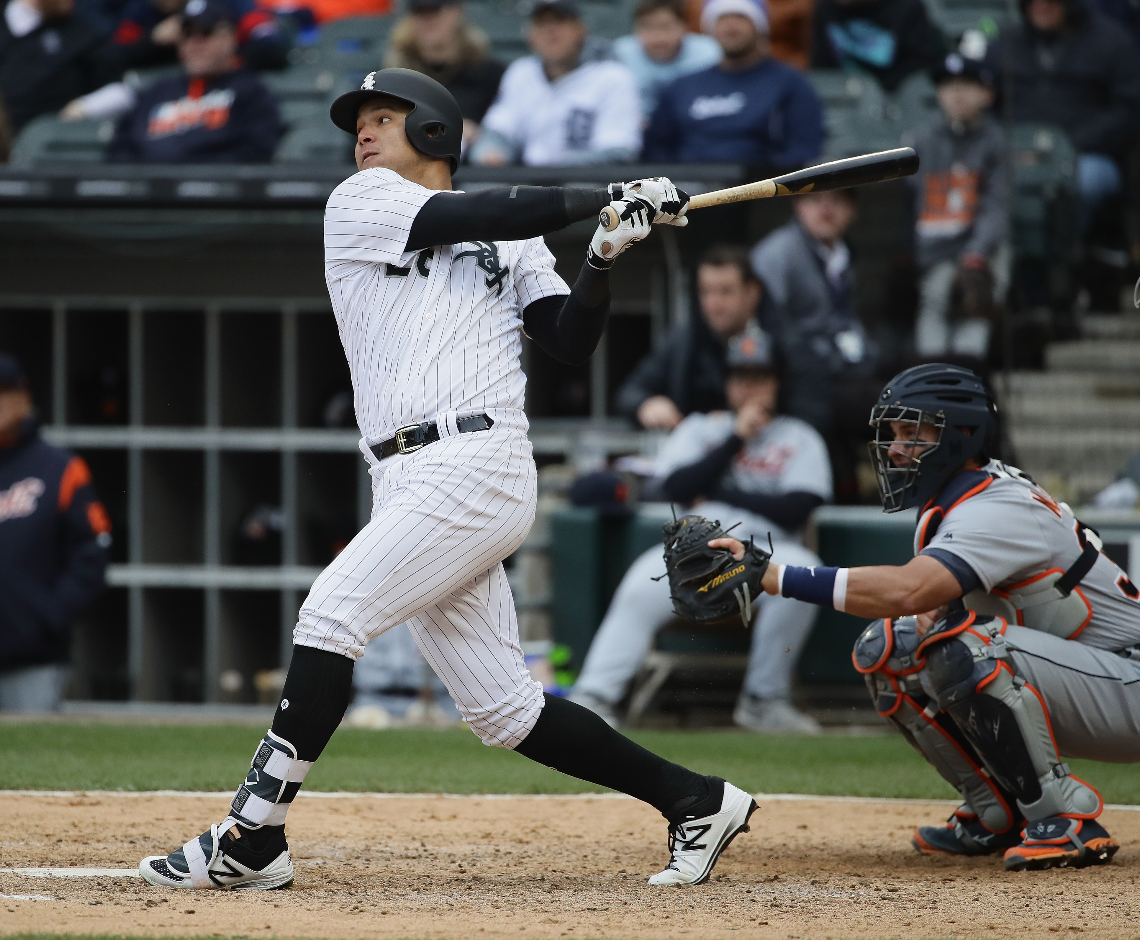 Avisail Garcia Is Still Swinging a lot, But in a Different Way
