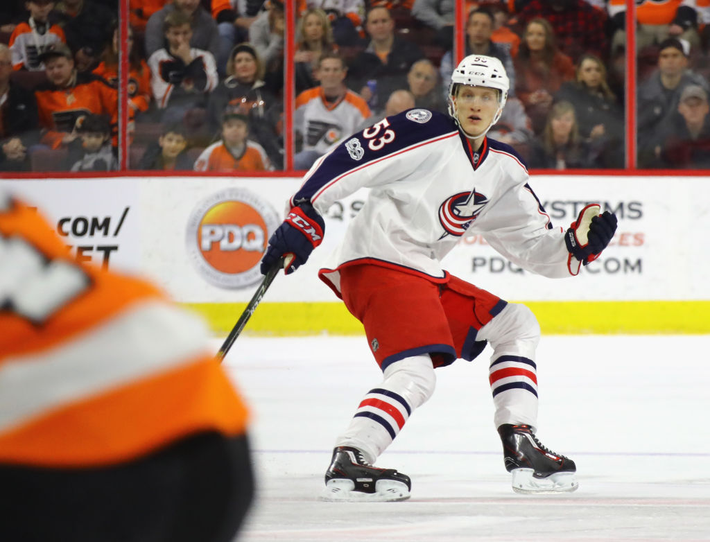 The Aftermath Game #81: Blue Jackets @ Flyers