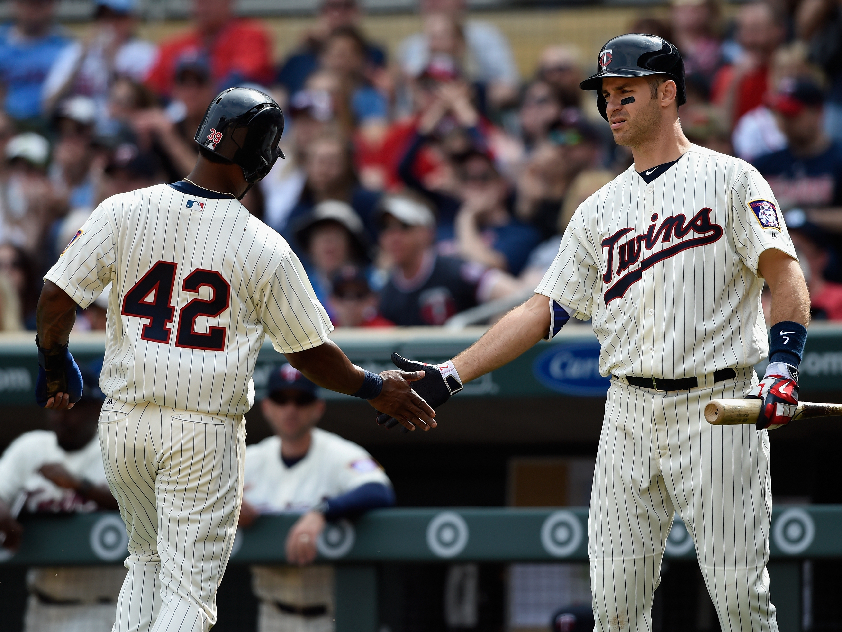Indians 3, Twins 1 - Buxton gets a rest, not much changes