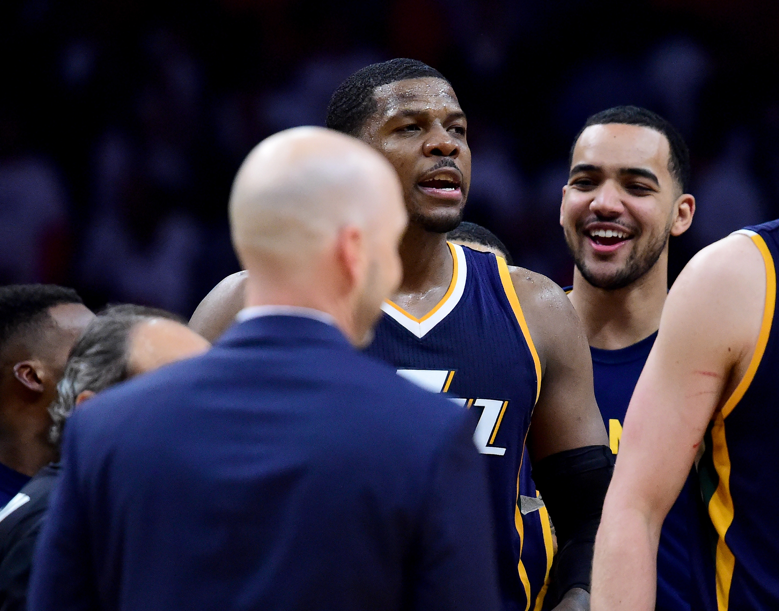 Last Year's Lottery Teams Go 4-0 in First Weekend of NBA Playoffs